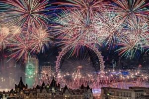 Happy New Year 2019: Pomp and fireworks in Paris, Sydney, London | See videos