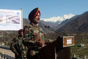 Over 250 terrorists killed, 54 caught alive in 2018: Lt Gen Ranbir Singh