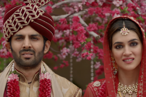 Luka Chuppi trailer: Twitterati go gaga over Kartik Aaryan-Kriti Sanon chemistry