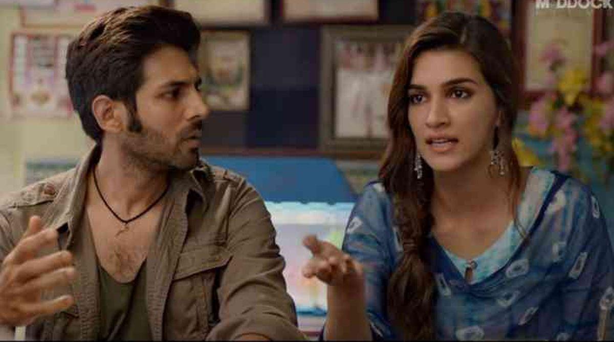 Luka Chuppi Official Trailer | Kartik Aaryan, Kriti Sanon, Dinesh Vijan, Laxman Utekar