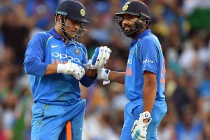 We were lucky to get the dismissal of MS Dhoni: Richardson