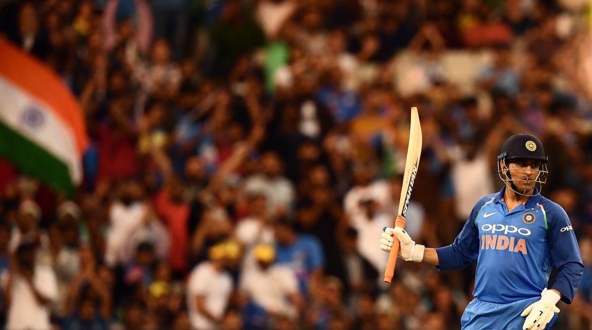 MS Dhoni leads India to historic ODI series-win in Australia