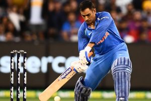 MS Dhoni is a superstar and all-time great: Australian coach Justin Langer