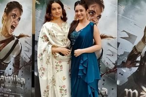 If you aren't confident, you will want it all for yourself: Manikarnika actress Mishti Chakraborty slams Kangana Ranaut