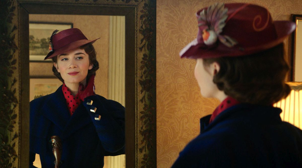 Mary Poppins Returns: A musical fantasy without a soul