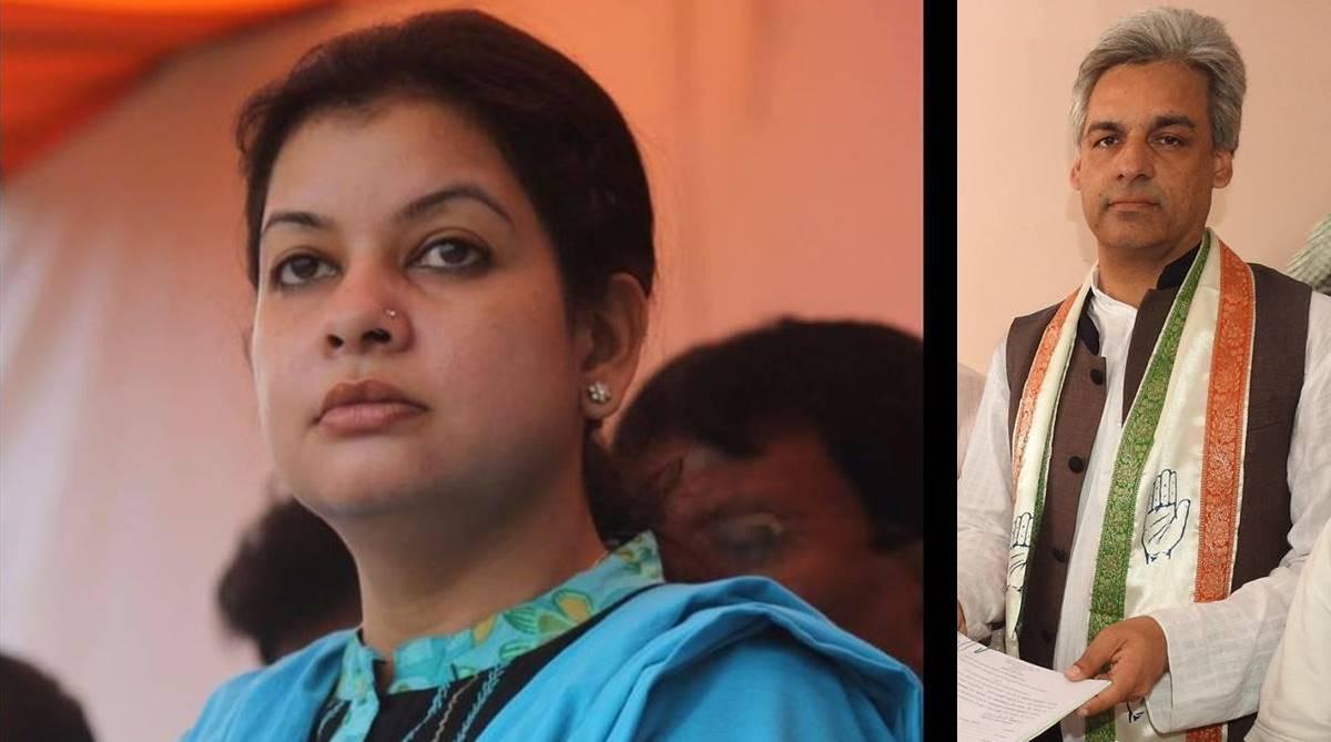 Mausam Noor, Congress MP Mausam Noor, Mausam Noor joins TMC, Lok Sabha polls, Lok Sabha elections 2019, MLA Isha Khan Chowdhury, Trinamool Congress, Trinamul Congress, Congress, PCC chief Somen Mitra, Ghani Khan Chowdhury