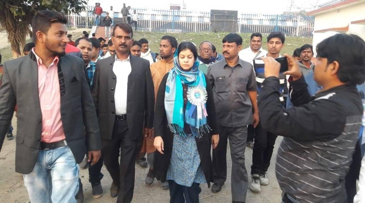 Malda, Mausam Noor, West Bengal Congress, Advantage BJP, Trinamul Congress, Trinamool Congress, Ghani Khan Choudhury, Isha Khan Choudhury, North Malda