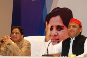 Anti-BJP leaders welcome SP-BSP alliance; UP CM says such ties will bring anarchy