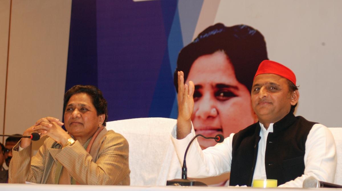 Opposition leaders, SP-BSP alliance, Yogi Adityanath, Anarchy, Mayawati, Akhilesh Yadav