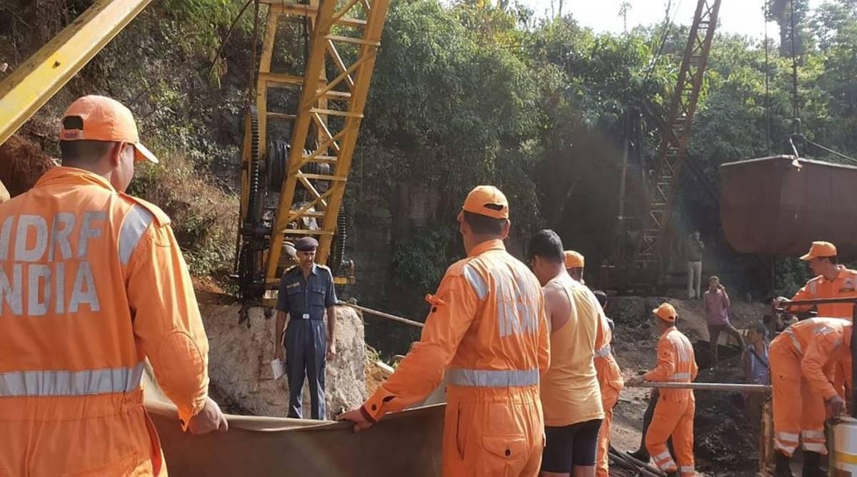 Meghalaya miners, Meghalaya, Meghalaya rescue operation, Indian Navy, Coal mines, Meghalaya mining tragedy