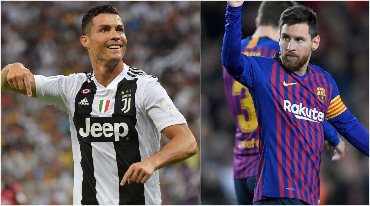 new concept 702d5 e7025 Cristiano Ronaldo vs Lionel Messi: José Mourinho settles the ...