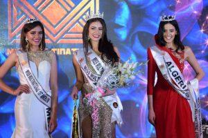 Daniela Nieto from USA is Miss Multinational 2018