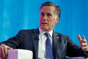 Donald Trump caused worldwide dismay: Mitt Romney