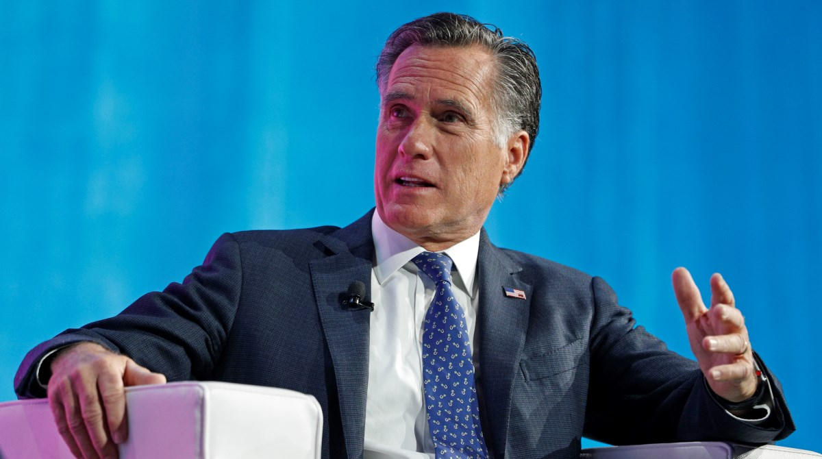 Donald Trump caused worldwide dismay: Mitt Romney