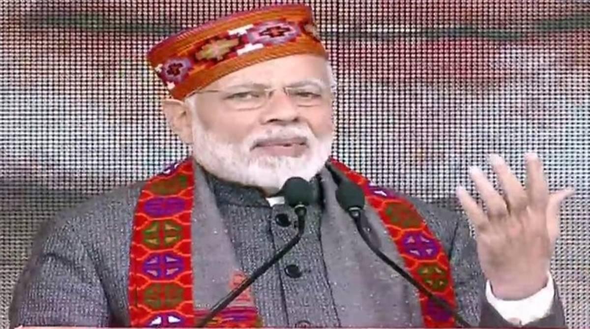Modi interview, Narendra Modi, Congress, BJP, demonetisation, Urjit Patel, Ram Temple