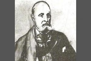 Benjamin David Montrose 'Muztar' — the Scottish pupil of Nawab Mirza Dagh Dehlvi