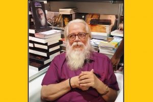 I'm getting recognition from all sides: Nambi Narayanan after Padma Bhushan