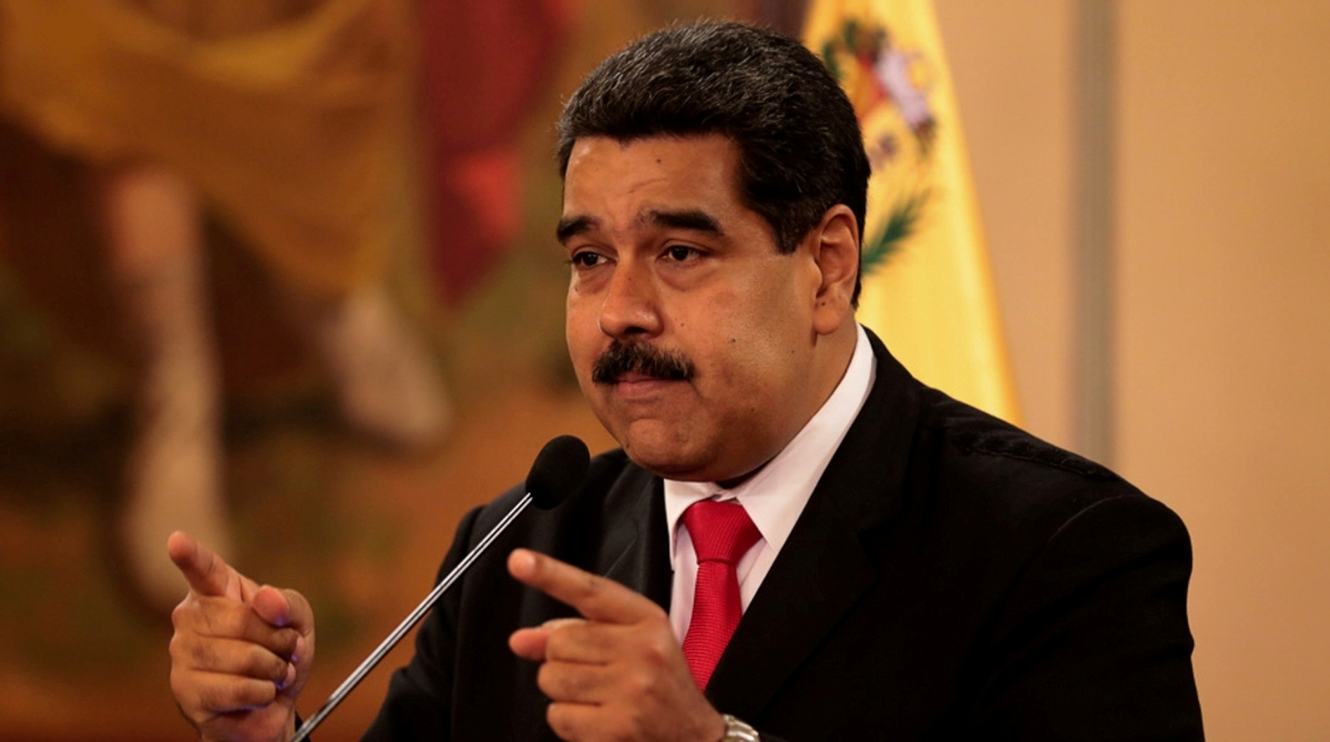 Venezuela, Nicholas Maduro, Venezuela President, Swearing-in