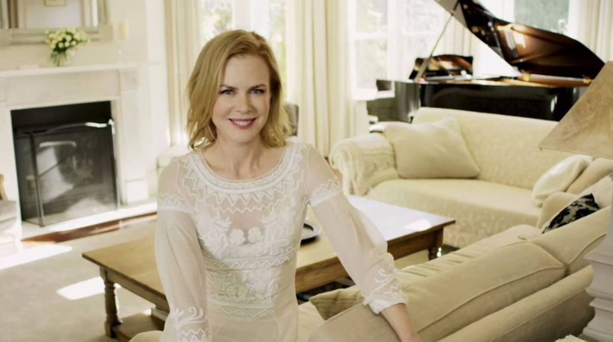 I played it a little safe in the past: Nicole Kidman on her film choices
