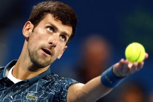 Novak Djokovic tops first 2019 ATP rankings; Rafael Nadal in second place