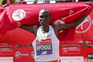 Olympic champ says running marathon in under two hours is possible