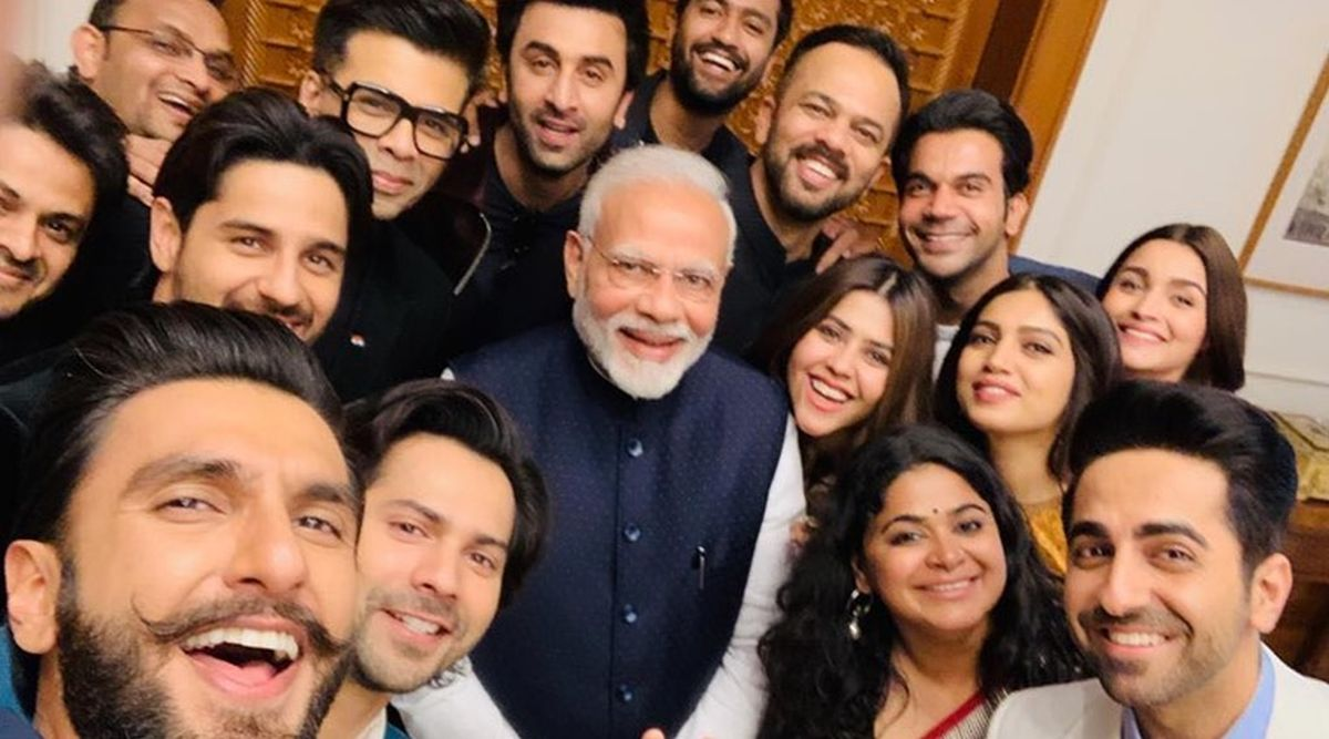 Mahaveer Jain, Narendra Modi, PM Modi, Ranbir Kapoor, Ranveer Singh, Varun Dhawan, Alia Bhatt, Sidharth Malhotra, Vicky Kaushal, Ayushmann Khurrana, Bhumi Pednekar, Rajkummar Rao, Ekta Kapoor, Karan Johar,