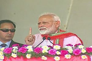 PM Modi urges youth of Tamil Nadu to reject forces of negativity