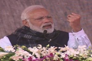 Farmers are vote bank for Congress, food providers for us: PM Modi