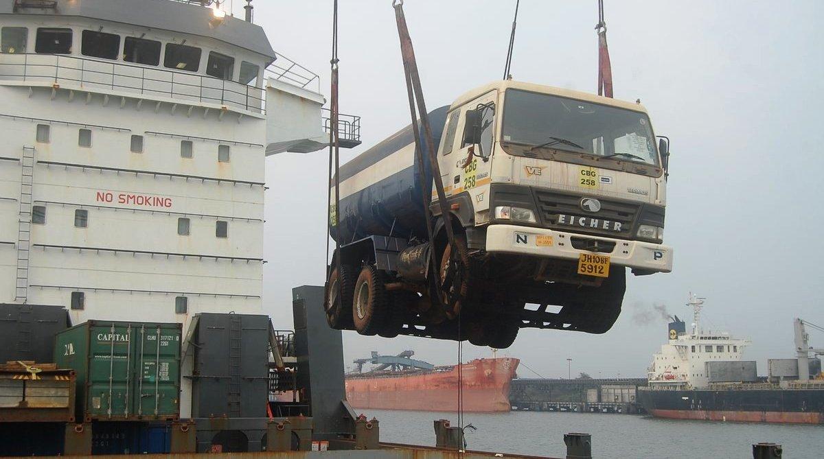 Paradip Port, 110 MMT, Cargo, Odisha