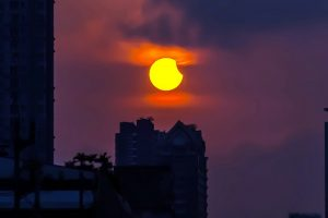 Partial Solar Eclipse 2019: Date, Time, and Places