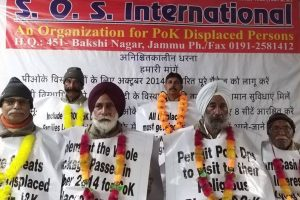 PoK refugees demand relief on par with Kashmiri Pandit migrants