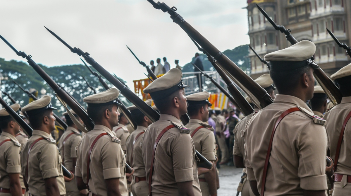 855 officers honoured with R-Day Police Medals