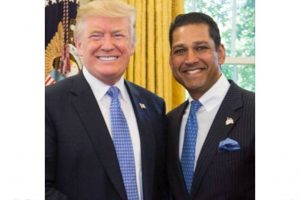 Donald Trump announces intent to appoint Prem Parameswaran to advisory committee