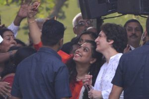 Congress leaders gear up for Priyanka Gandhi's Lucknow visit