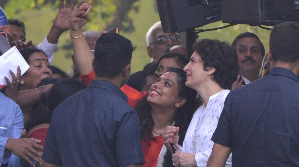 Congress, Rahul Gandhi, BJP, Priyanka Gandhi, Congress President