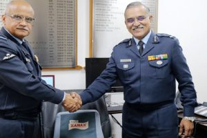 HQ Western Air Command of Indian Air Force gets its new SOA