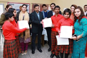 Louis Braille Day celebrated by Amway in collaboration with All India Confederation of the Blind