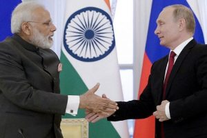 Modi, Putin talk over phone, discuss cooperation between two countries in key areas
