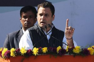 PM Modi facilitated loot in Rafale deal: Rahul Gandhi