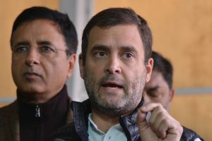 Modi's 'Rafale fear' behind plum post offer to Sikri: Rahul
