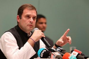 You cannot carry out acts of terror and then expect us to talk kindly to you: Rahul Gandhi to Pak