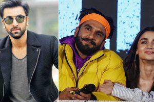 Ranveer Singh teases Alia Bhatt about Ranbir Kapoor | See video