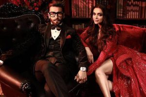 No one will be good enough to tempt me: Ranveer Singh on cheating on Deepika Padukone