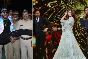 Umang 2019: Ranveer Singh's Simmba act to adorable Ranbir-Alia item — a star-studded affair