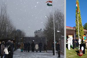 This is how 70th Republic Day was celebrated outside India