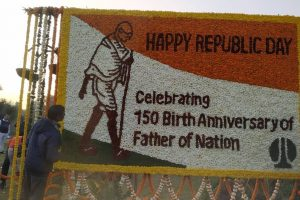 Sovereign India celebrates 70th Republic Day today