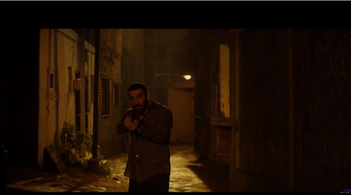 Romeo Akbar Walter | Official Teaser | John Abraham, Jackie Shroff, Mouni Roy
