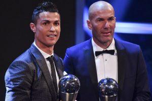 'Cristiano Ronaldo to reunite with Zinedine Zidane'
