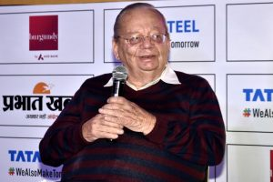 Crimes against women and children have gone up: Ruskin Bond