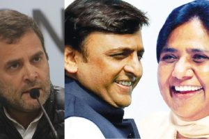 Lok Sabha elections 2019: Three-cornered contest in making in Uttar Pradesh